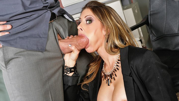 Rachel Roxxx Office Porn