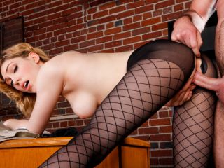 Lily LaBeau Office Porn